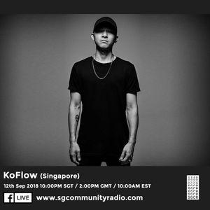 SGCR Radio Show #80 - 12.09.2018 Episode ft. KoFlow