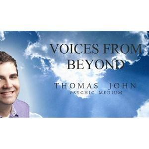Voices from Beyond with Thomas John and Guest Rebecca Rosen