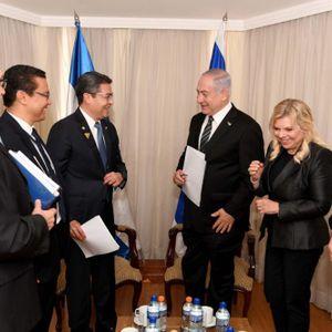 Honduras reconoce a Jerusalén como capital de Israel