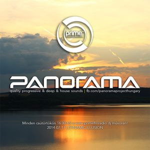 Panorama @ Prime FM 015 | Mixed By Dynamic Illusion | 20140717