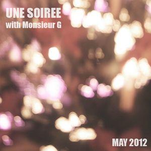 Une Soirée with Monsieur G #May2012#
