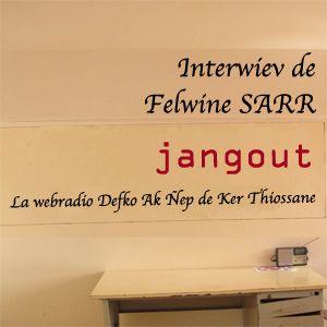 Interwiev à Felwine Sarr