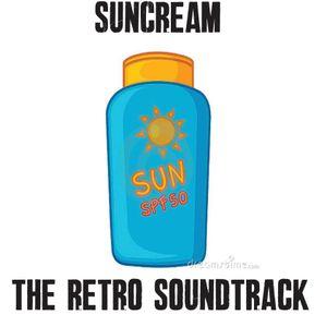 Factor 90's suncream - Retro Soundtrack to your summer