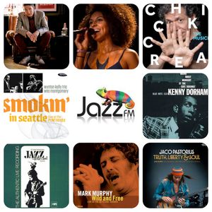 The Performance Series on JazzFM:  12 June 2017