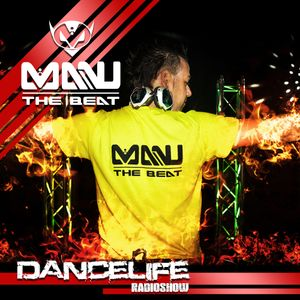 MANU THE BEAT presents DANCELIFE #003  - Podcast radioshow -