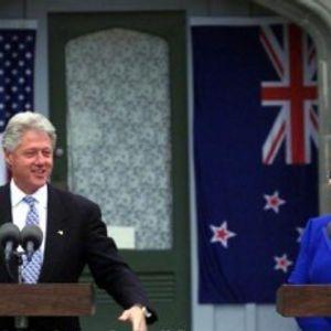 Clinton in Christchurch; The 10th Anniversary