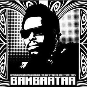 AFRIKA BAMBAATAA @ MIXOLOGY