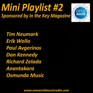 Mini Playlist #2 Sponsored by In the Key Magazine