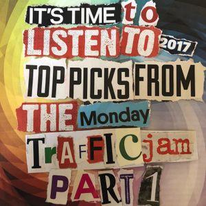 WMNF 88.5 Monday Traffic JAMS 01-08-18