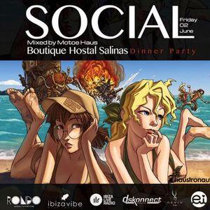 Motoe Haus - Live from SOCIAL at Boutique Hostal Salinas Ibiza