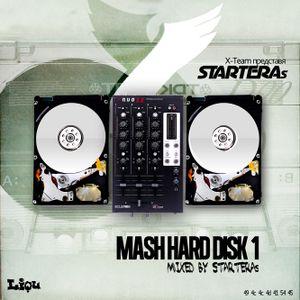 X-Team presents STARTERAs - Mash Hard Disk 1 mixed by STARTERAs
