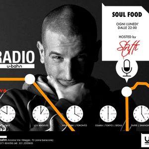 Soul Food - U-Bahn Radio - Puntata 01 - 23 Febbraio 2015