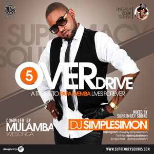 OverDrive 5 Part 1 - Lingala