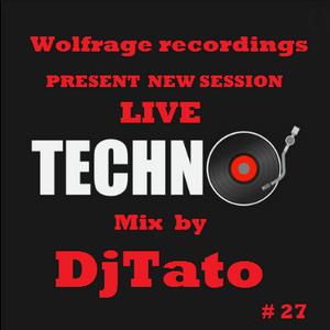 Italian Techno Party By DjTato #27