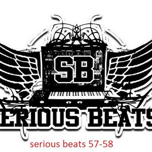 dj blesje serious beats 57-58 mix