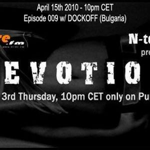 N-tchbl - DEVOTION 009 (April 2010) on Beattunes