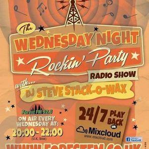 DJ Steve Stack~O~Wax - ROCKIN' RADIO - 29 January 2020