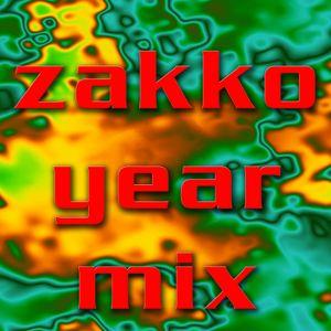 010-001 ZakkoYearMix 2016