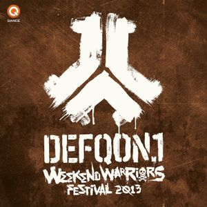 Mightyfools @ Defqon.1 Weekend Warriors Festival 2013 - White Area Biddinghuizen - 22.06.2013