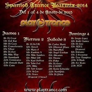 Akku - Spanish Trance Yearmix 2014 PlayTrance Radio