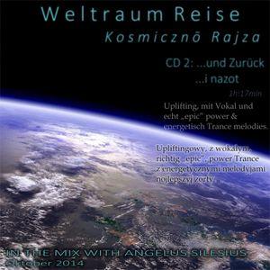 Weltraum Reise - Kosmiczno Rajza CD 2: ...und Zurück ...i nazot