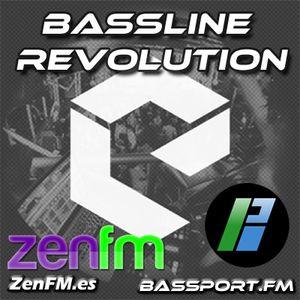 Bassline Revolution #19 24.04.13 Drum n Bass - Espio Guest Mix