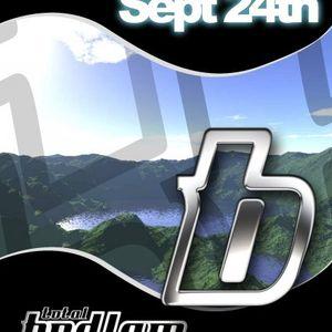 Paul-O- Total Bedlam- September 24th 2004