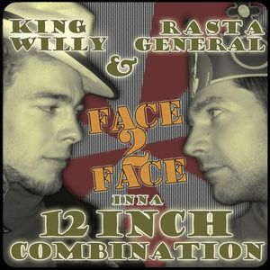 King Willy & Rasta General inna 12inch combination - Roots & Dub