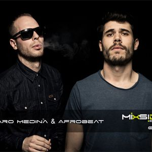 Mixside podcast 056 - Alvaro Medina & Afrobeat