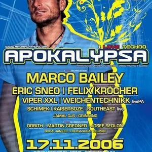 Kaisersoze @ Apokalypsa 24 (17.11.2006)