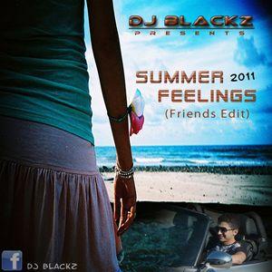 Dj Blackz - Summer Feelings 2011
