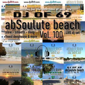 AbSoulute Beach 100 - 2hrs - slow smooth deep