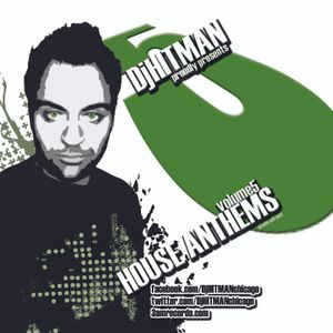 DjHITMAN - House Anthems Vol 5 (www.3amRecords.com) 2007