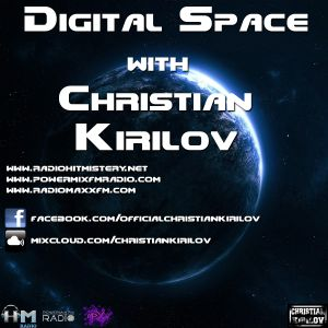 Digital Space Episode 046 with Christian Kirilov