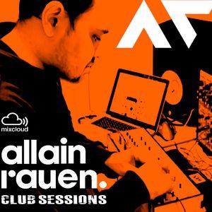 ALLAIN RAUEN - CLUB SESSIONS 0686
