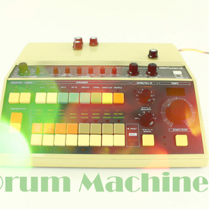 Drum Machines