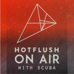 Hotflush On Air 013 (with guest Or:la) - 18 Noviembre 2016
