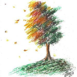 Sketching Autumn Mix