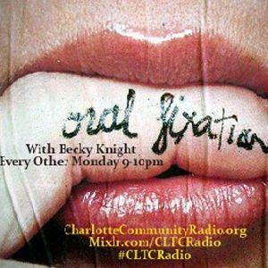 Jan 25th- Oral Fixation w/Becky Knight (Talk Show)