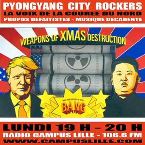 평양 City Rockers #052, Terminus 2017 (18-12-2017)