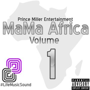 MaMAfrica Volume 1 Mixtape