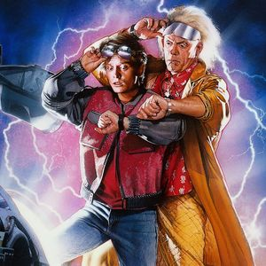 Geek Force - 'Back to the Future' - October 2015