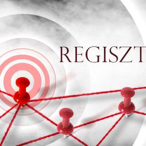 Regiszter (2016. 06. 23. 12:20 - 13:00) - 1.