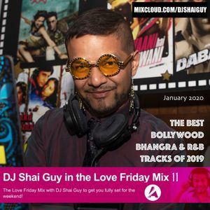 BBC Asian Network: Love Friday Mix 11 (January 2020)