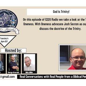 Ep# 311 God is Trinity!