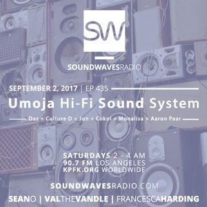 Episode 435 – Umoja HiFi Soundsystem – September 2, 2017