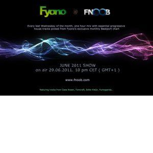 Fyono @ Fnoob Radio, 29.06.2011