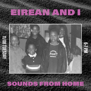 Eireann and I - Sounds from Home