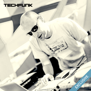 Ben Coda - Techfunk Mixcloud Exclusive Mix (10 nov 2014)