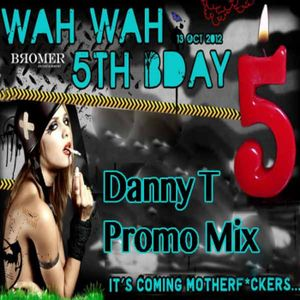 Danny T - Wah 5th Bday Teaser